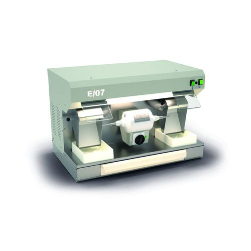 dental laboratory polishing lathe