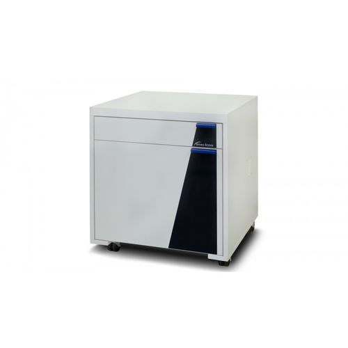 storage cabinet / for medical devices / for dental laboratories / with drawer