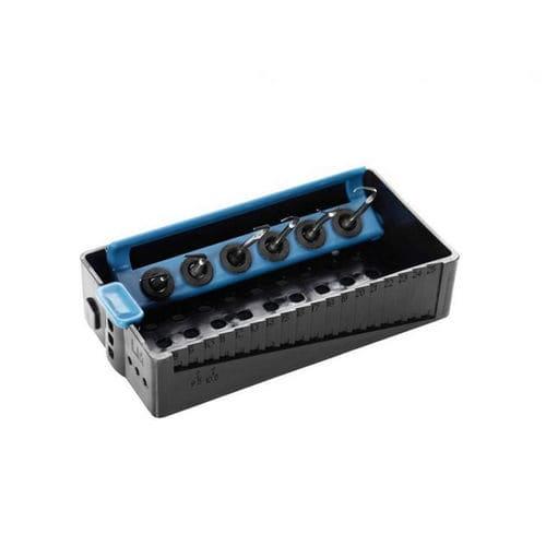 piezoelectric ultrasonic insert / dental / insert kit