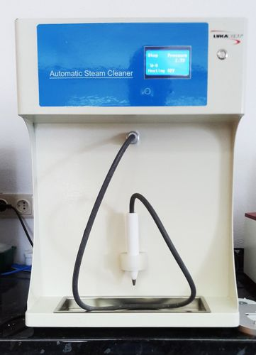 dental laboratory steam cleaner