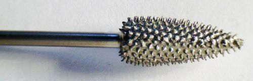 dental burr / carbide / polishing / shaping