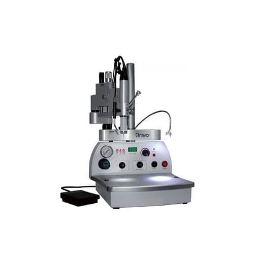 copying milling machine / for dental laboratories / with micromotor