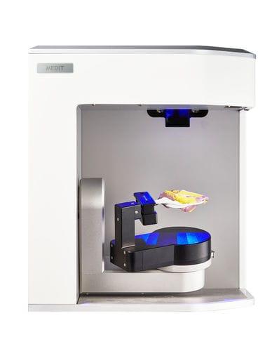 dental laboratory 3D scanner