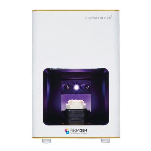 3D dental scanner