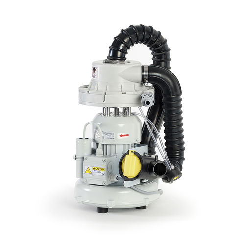 dental vacuum pump / hybrid / 1-workstation