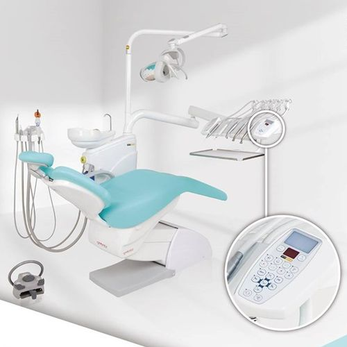 dental unit with light / pediatric / compact
