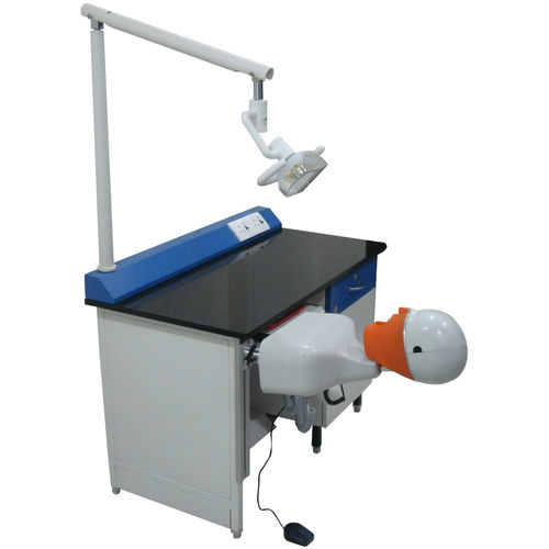 training simulator / dental care / workstation