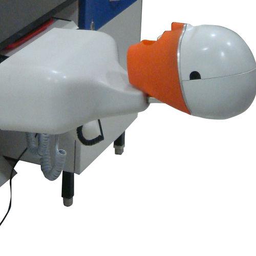dental patient simulator / training / head