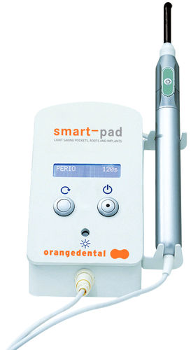dental hygiene disinfection system / photo-activated