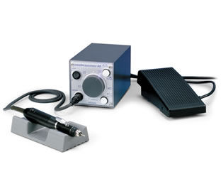 dental micromotor control unit