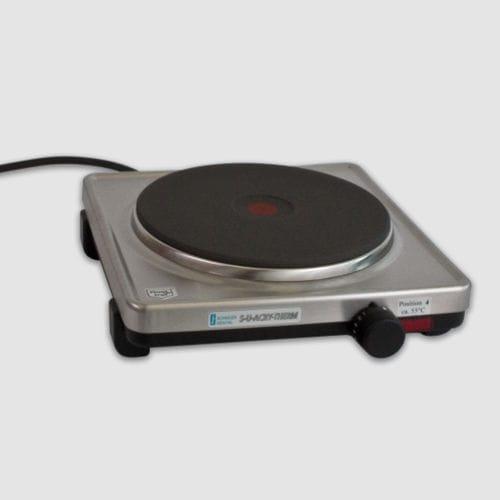 analog hot plate / for laboratory liquids