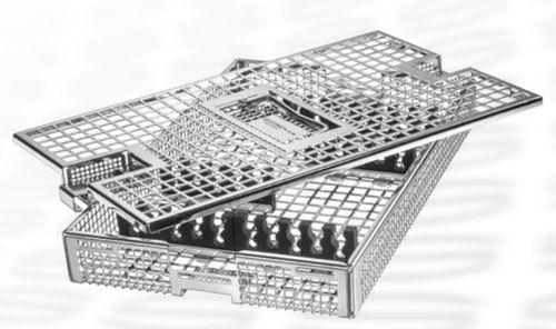 instrument sterilization basket