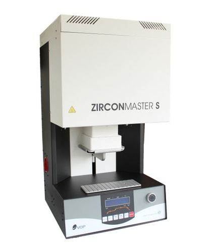 sintering furnace / for dental laboratories / zirconia / benchtop
