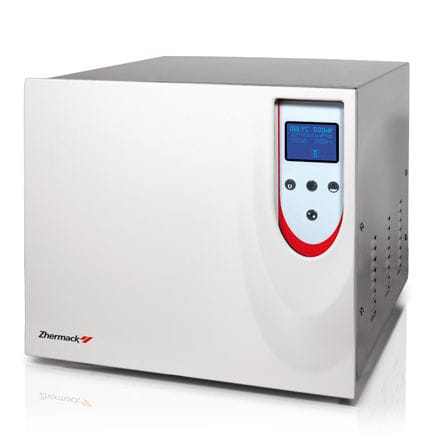dental autoclave / benchtop / with vacuum cycle