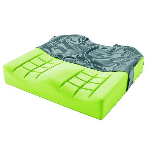 seat cushion / protection / for wheelchairs / foam