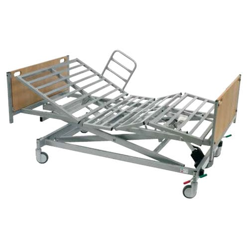 medical bed / electric / height-adjustable / bariatric