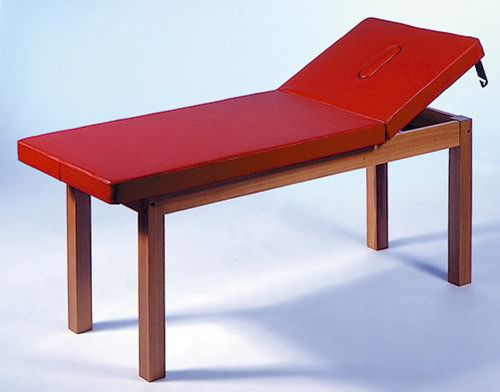 physiotherapy examination table / cardiology / 2 sections