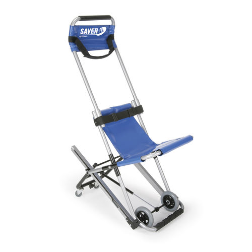 indoor transfer chair / outdoor / stair-climbing / on casters