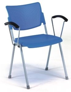 chair with armrests