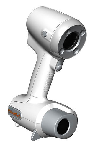 orthopedic prosthesis manufacturing 3D scanner