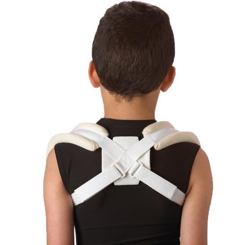 clavicle orthosis / pediatric