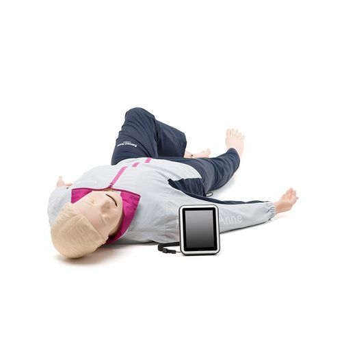 emergency care patient simulator / for resuscitation / CPR / whole body