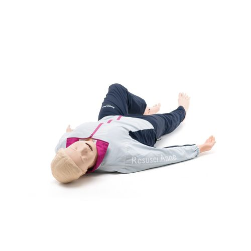 CPR training manikin / adult / with digital real-time feedback