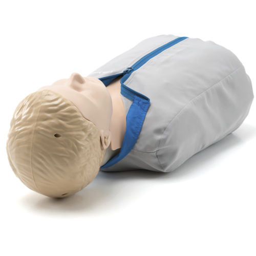 CPR training manikin / pediatric / torso / with digital real-time feedback