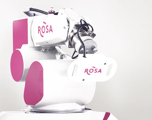 instrument holding surgical robot - Medtech