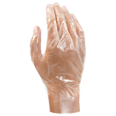 medical gloves / copolymer / ambidextrous / sterile