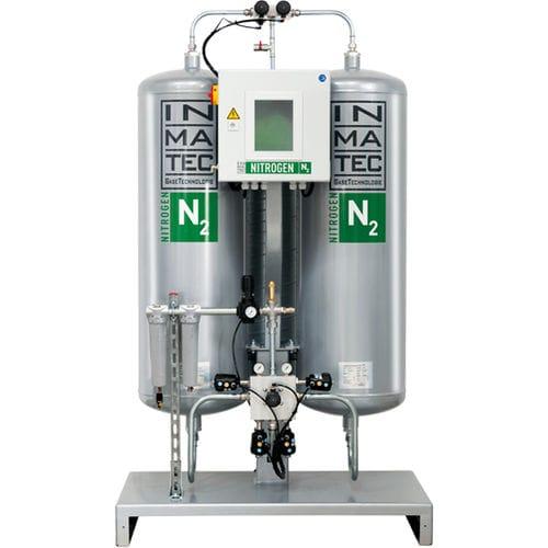 nitrogen generator / compressed air / PSA / catalytic reactor
