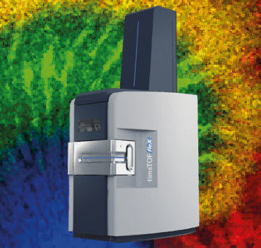 TOF-MS spectrometer / MALDI / for research / for proteomics