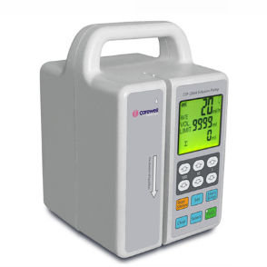 1-channel infusion pump / volumetric / adult