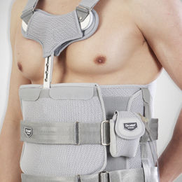 thoraco-lumbo-sacral support corset