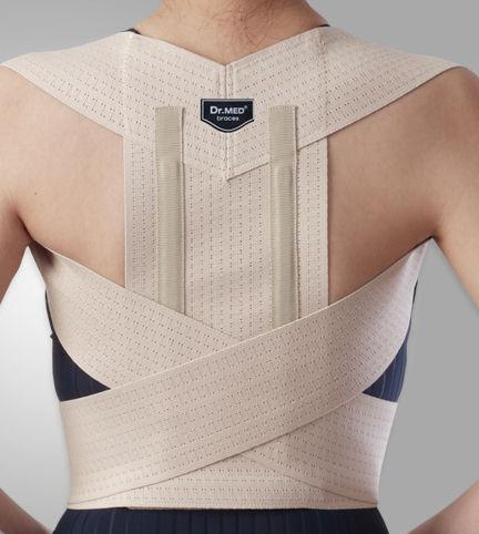 posture-correcting orthosis