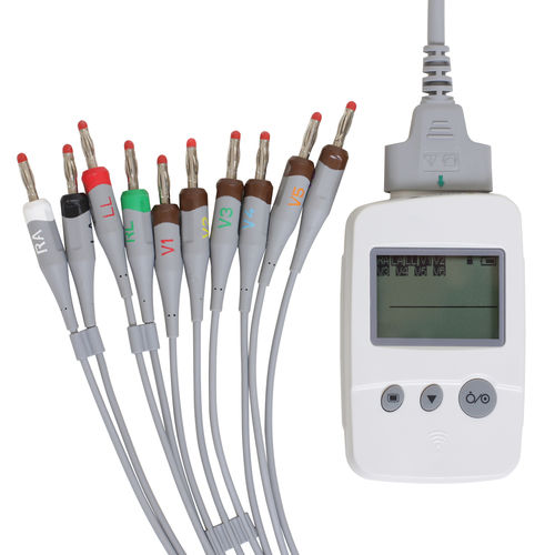 12-channel electrocardiograph
