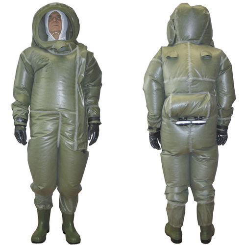 protective coverall / unisex