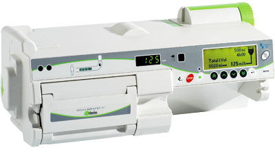1-channel infusion pump