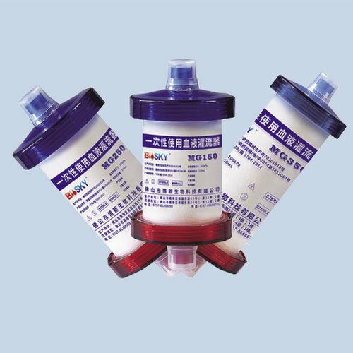 blood filter cartridge