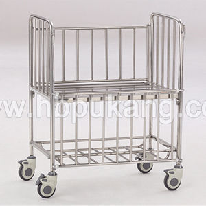 hospital bed / medical / manual / fixed-height