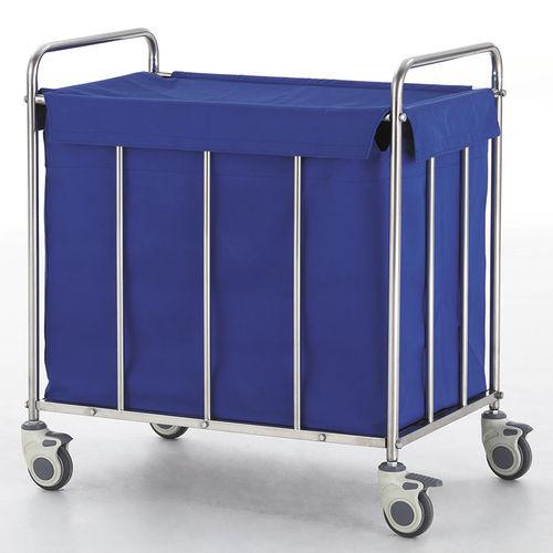 service trolley / transport / waste / 1-bag