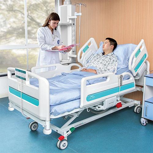 Medical bed - Y8y8c - Jiangsu Saikang Medical Equipment - hospital /  electric / Trendelenburg