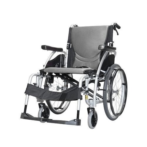 manual wheelchair / outdoor / indoor / with legrest
