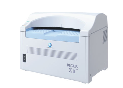veterinary phosphor screen scanner