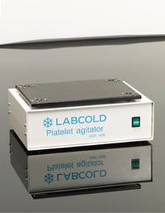 linear array agitator / for platelets / benchtop / without display