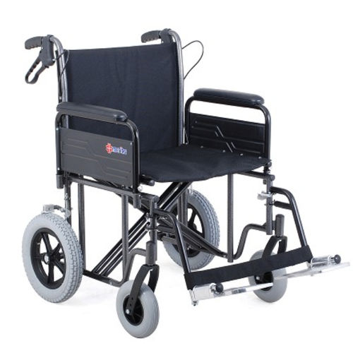 indoor patient transfer chair / outdoor / folding / bariatric