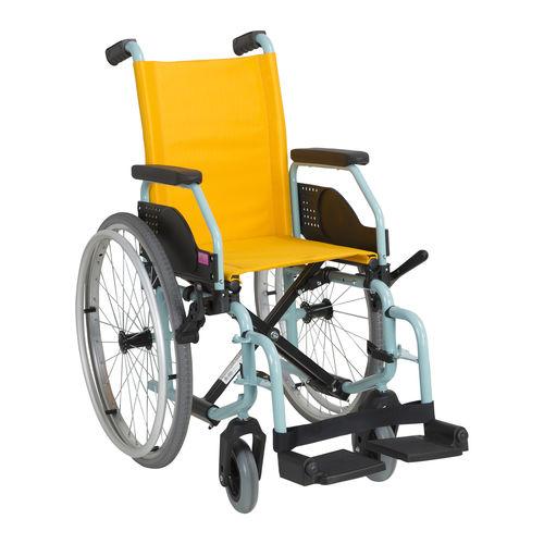 manual wheelchair / pediatric / outdoor / indoor