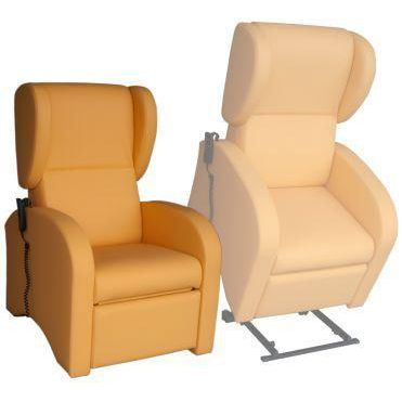 lift patient chair / electric