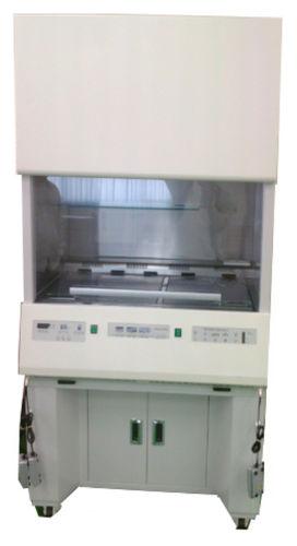 laboratory clean bench / floor-standing