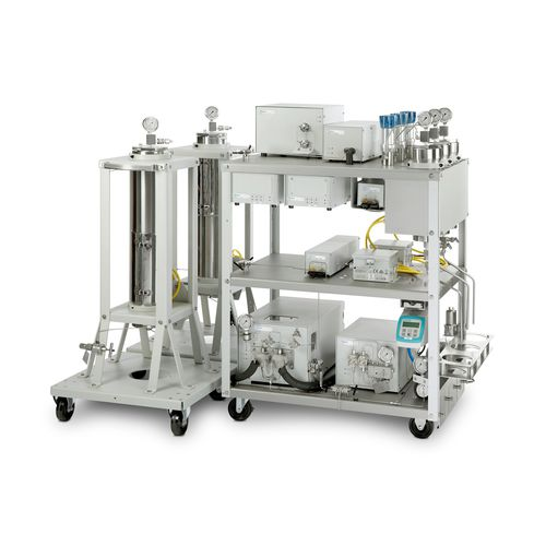 supercritical fluid extraction chromatography system